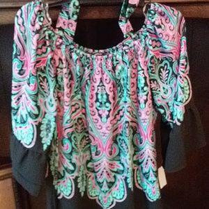 Ladies dressy blouse